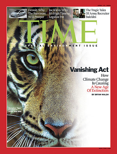 Time: Vanishing Act