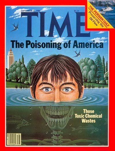 Time: The Poisoning of America